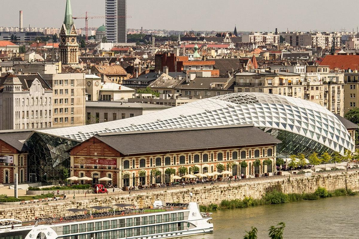 Bálna Budapest