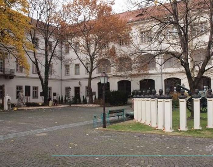 Complet rendezvényhelyszín - Hadtörténeti Múzeum, Budapest