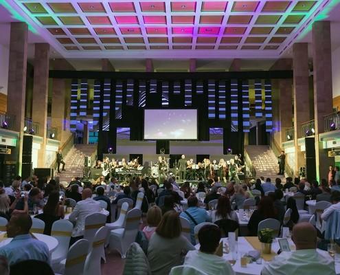 RENDEZVÉNYHELYSZÍN © Comp-let Event & Catering
